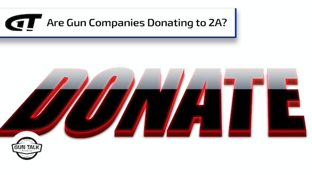 Are Gun Companies Working to Fight Gu...