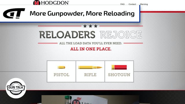 Hodgdon Powder Co. Adds More Gunpowde...