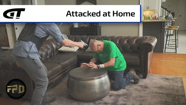 Armed Intruders Attack Father, Son in Home Invasion