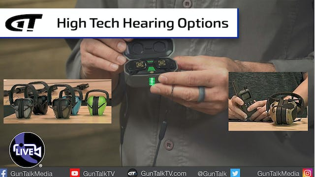 Advanced Hearing Protection Options