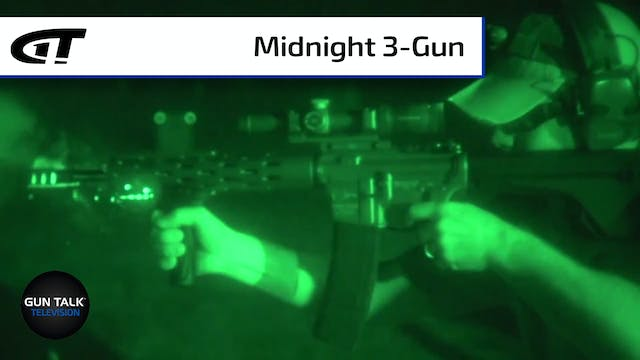 Midnight Run & Gun