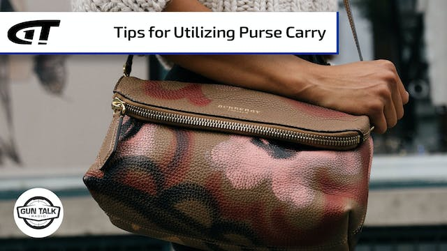 CCW Insurance & Purse Carry Techniques