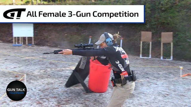 Lady 3-Gun Pro-Am Challenge