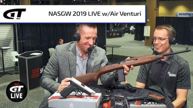 Air Venturi's Springfield Armory, Seneca Air Guns; Frangible BBs