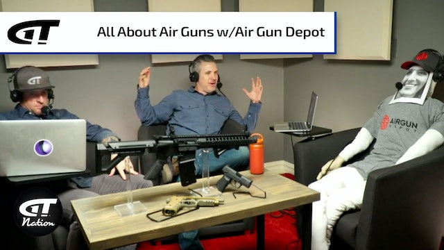 All About Air Guns - Hi-Tech, Hunting, and Even Full-Auto