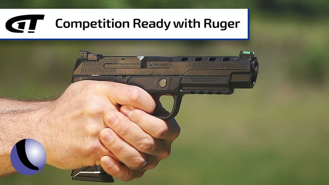 Range and Match Ready - Ruger's Competition Pistol
