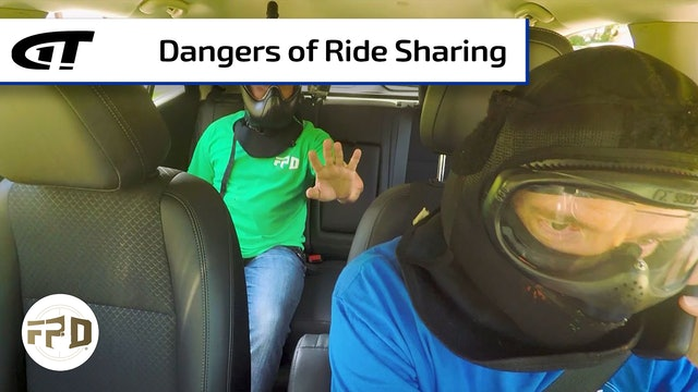The Dangers of Ride Sharing