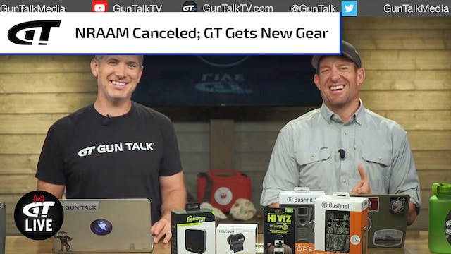 Trouble at NRA?; Cool New Gear