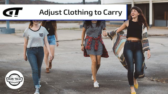 Concealed Carry Clothing & Holster Op...