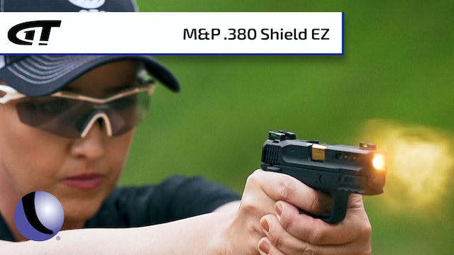 Smith & Wesson M&P .380 Shield EZs