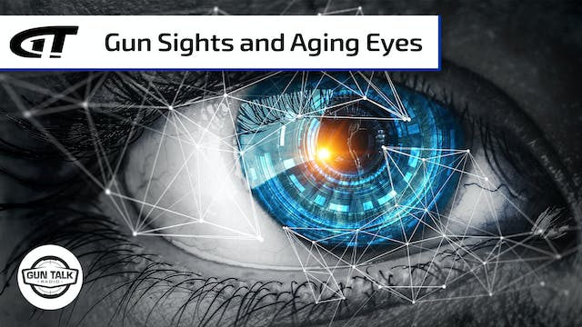 Aging Eyes – Iron Sights or Red Dot S...