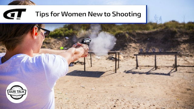 80-Year-Old Competitive Shooter Has Tips for New Female Gun Owners