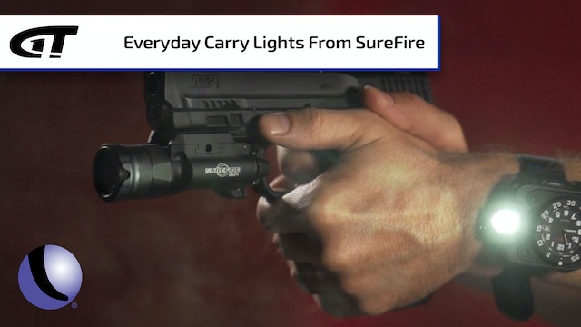 Easy to Use Lights for Every Day Carry from SureFire