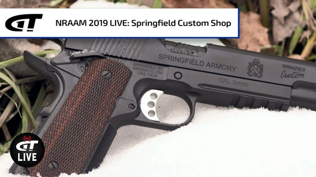 Springfield Armory's Custom Shop