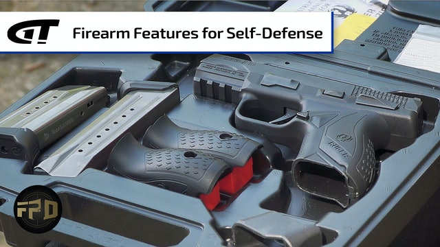 What to Look for In a Self-Defense Firearm