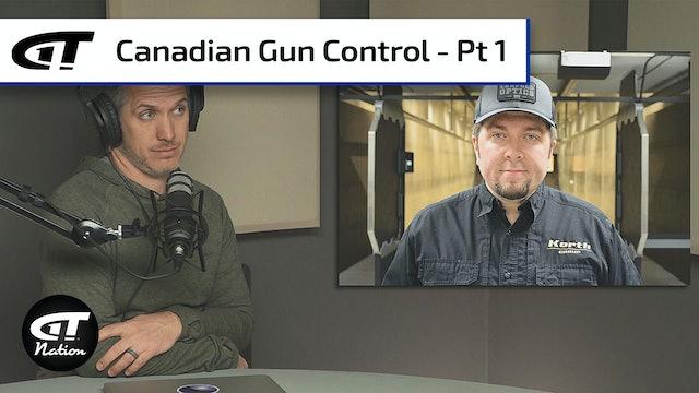 Gun Control in Canada - Part 1