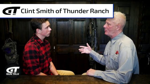 Clint Smith Talks Guns, New Shooters,...