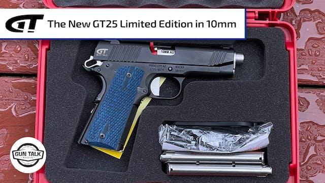 New GT25 Pistol in 10mm!