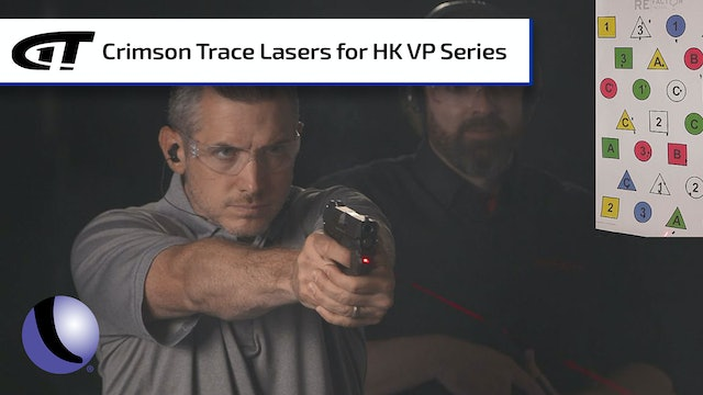 HK Red & Green Laserguards from Crimson Trace