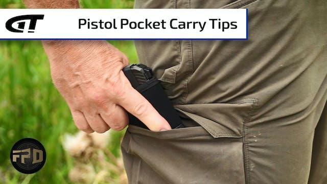 Pocket Carry Tips