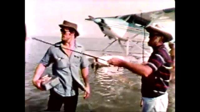 Terry Bradshaw & Grits Gresham Go Fishing