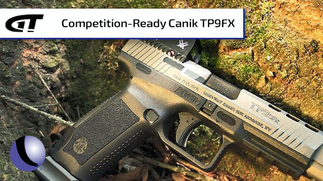 Competition Ready with the Canik TP9SFx