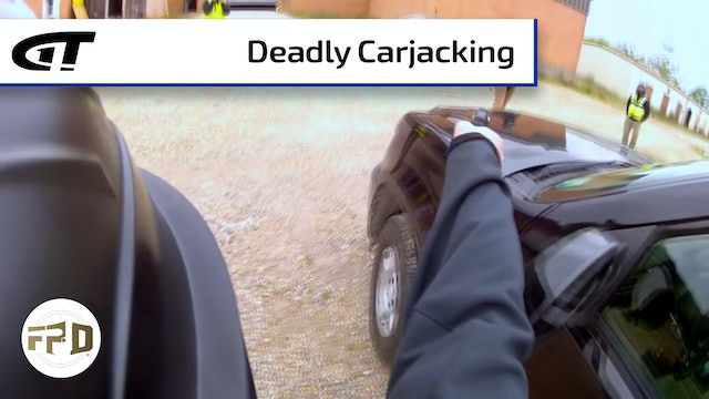 Man Confronts Carjackers, Saves Wife