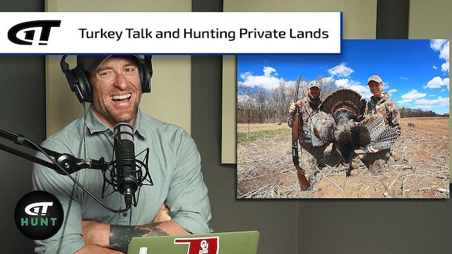 Talking Turkey; Accessing Private Land