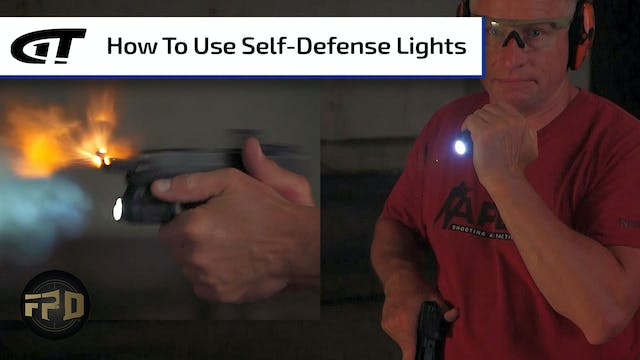 How To Use Self-Defense Lights