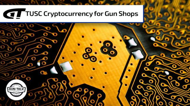 Cryptocurrency for Gun Shops