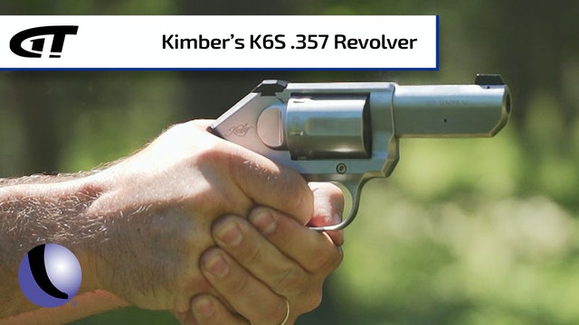 Kimber's Six Shot .357 Revolver