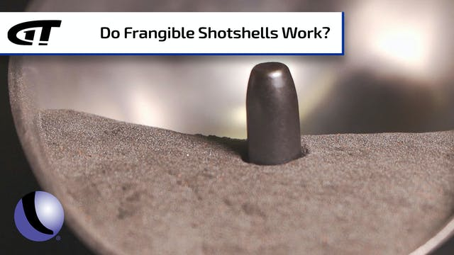Do Frangible Shotshells Really Work?