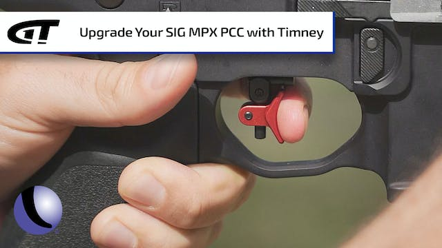 Upgrade your PCC Trigger with Timney
