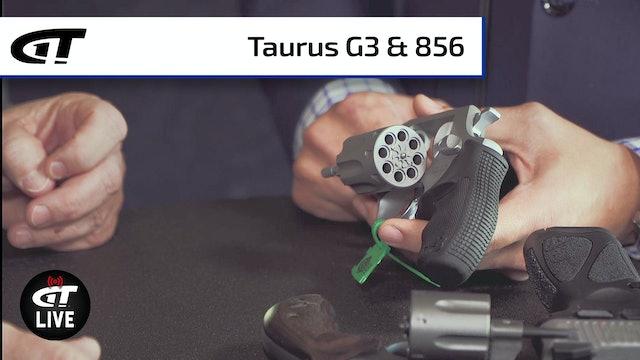 Taurus 856 & G3, plus Rossi and Heritage Long Guns