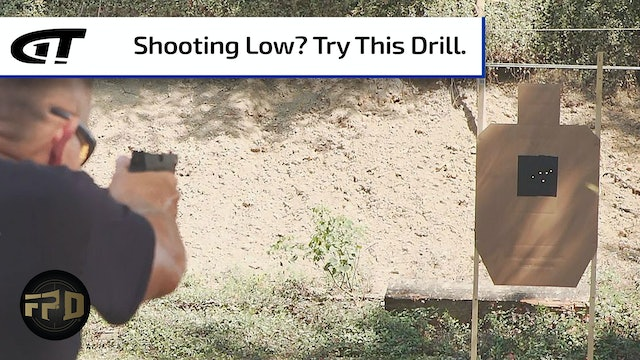 Try This Drill to Fix A Common Shooting Issue