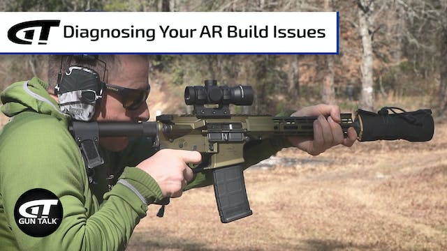 AR-15 Build Problems & Gas Block Issues