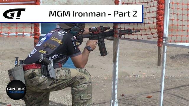 3-Gun Ironman, Pt 2