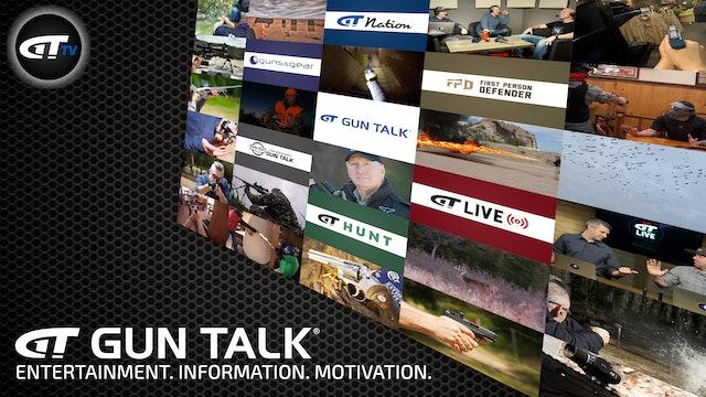 Waving Guns and Do You Need Iron Sights? | Gun Talk LIVE