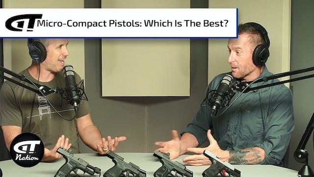 Comparing Micro-Compact Pistols