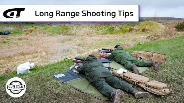 Long Range Shooting Tips