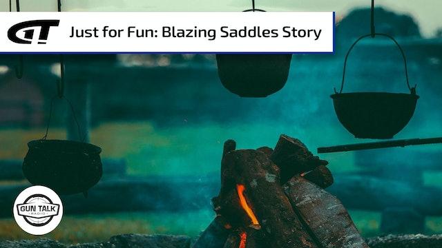 THAT Scene from Blazing Saddles