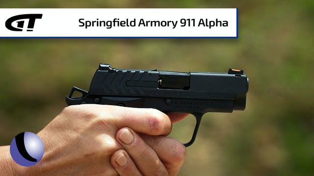 Springfield 911 Alpha for Every Day C...