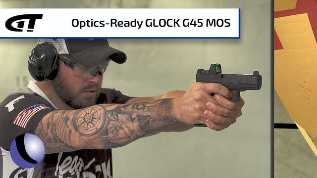 Optics-Ready Glock G45
