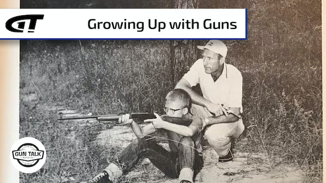 Introducing Kids to the Shooting Sports