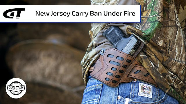 NJ Carry Laws Lawsuit, Supreme Court ...