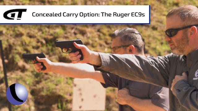 Concealed Carry Option: Ruger EC9s