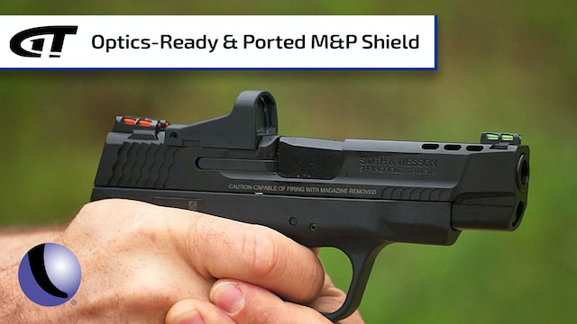 "Smith & Wesson M&P M2.0 Shield with 4"" Barrel"
