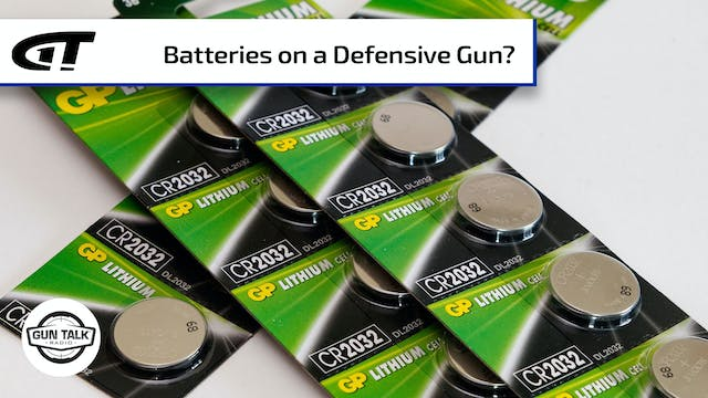 Would You Trust Your Life to a Battery?