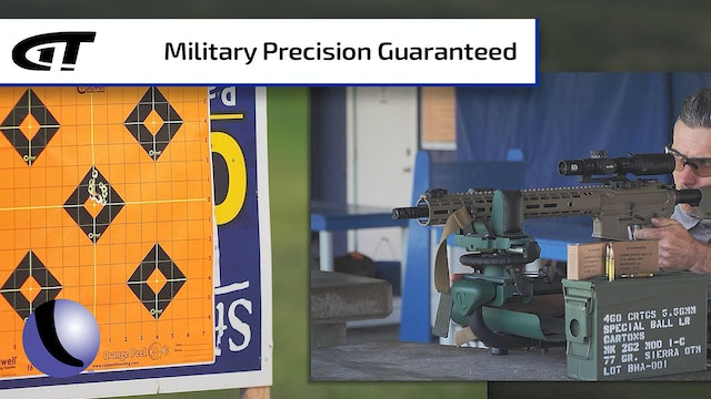 Increase Accuracy with Mil-Spec from Black Hills Ammo
