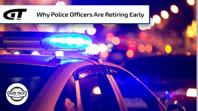 Police Officers Leaving in Droves